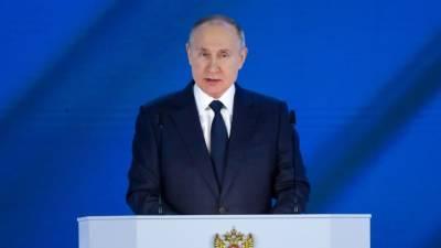 Путин обратился к сборной России после первой победы в матче Евро