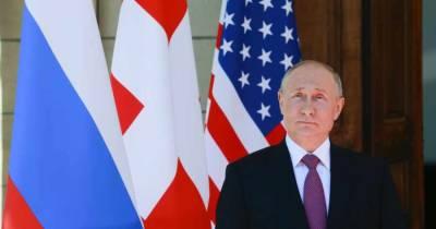 Пресс-конференция Путина по итогам саммита Россия — США завершилась
