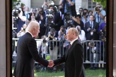 Путин заявил, что в США есть противники и сторонники развития отношений с Россией