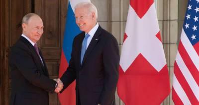 Как это было: саммит президентов России и США в Женеве - фотолента