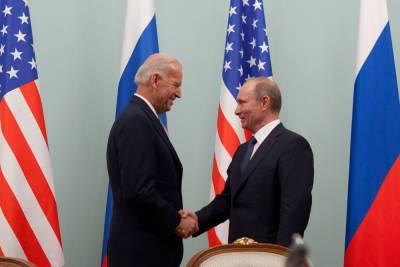 Владимир Путин подвел итоги встречи с Байденом