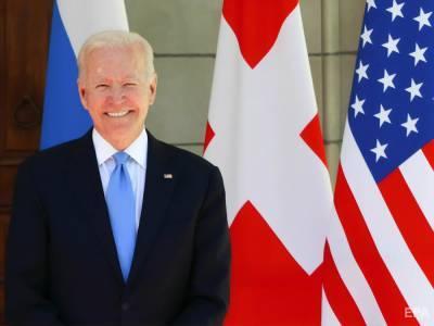 """""""Как я могу быть президентом США и не говорить о правах человека"""". Байден рассказал, какие темы обсудил с Путиным"""