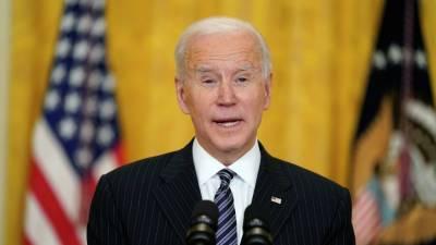 Байден заявил, что США может ответить на кибератаки