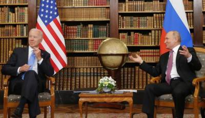 Путин объяснил американцам, откуда исходит киберугроза