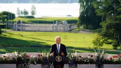 Байден обвинил американские СМИ в заранее негативном отношении к саммиту с Путиным