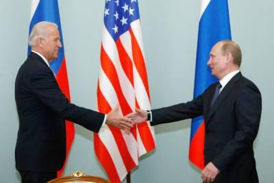 Байден поднял тему Беларуси на встрече с Путиным