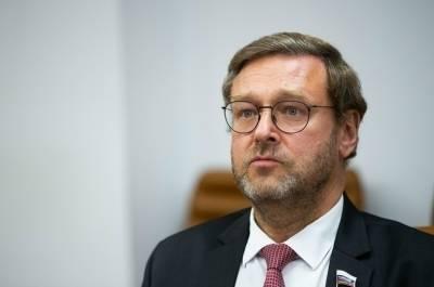 Косачев назвал встречу президентов России и США результативной