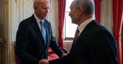 Байден объяснил, почему саммит с Путиным длился всего 3,5 часа