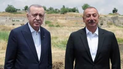 Эрдоган положил глаз на Кавказ: Турция и Азербайджан подписали соглашение о военном альянсе