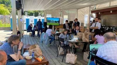 В Женеве кремлевским журналистам отказали включить футбол с участием сборной России