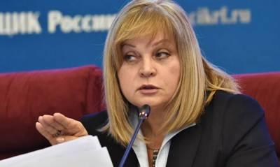 Глава ЦИК раскритиковала Беглова за отказ навести порядок в избирательной системе Петербурга