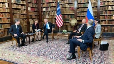 Хронология исторических переговоров: ключевые аспекты встречи Путина и Байдена