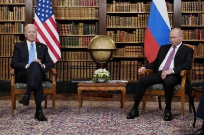 Западные СМИ прокомментировали встречу Байдена и Путина в Женеве