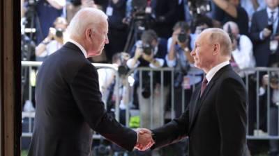 Трамп считает Россию победительницей после саммита в Женеве