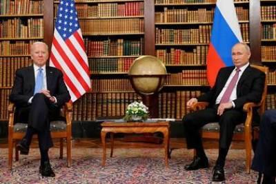 Эксперт назвал главный итог встречи Путина и Байдена