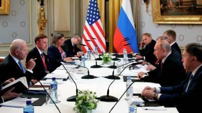 В США заявили, что среди прочих проинформируют и Украину об итогах саммита в Женеве