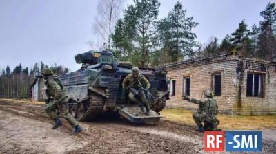 Немецких солдат возвращают из Литвы после неонацистской вечеринки