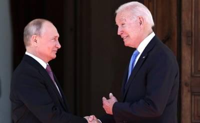 Трамп об итогах саммита в Женеве: хороший день для России