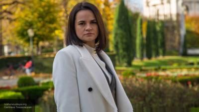 Стало известно, о чем Тихановская попросила Байдена перед встречей с Путиным