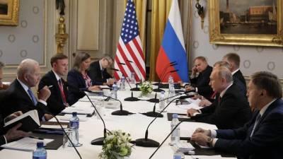В Кремле назвали темы переговоров Путина и Байдена