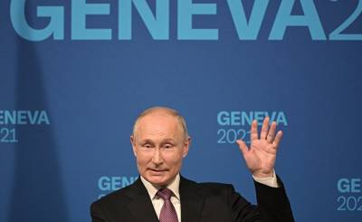 TV2 (Дания): Путин одержал пропагандистскую победу, но при Байдене началось кое-что новое