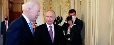 Песков: Саммит Россия – США прошел со знаком «плюс»