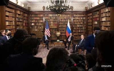 """Кремль оценил саммит Байден-Путин """"со знаком плюс"""""""
