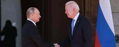 Песков: Тема обмена заключенными затрагивалась на саммите Россия – США