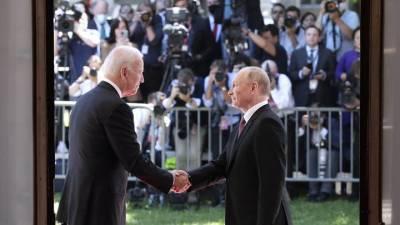 «Можем договориться»: что получила Россия от встречи Путина и Байдена