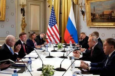 «Об Украине пару протокольных фраз»: в Киеве не рады встрече Путина и Байдена