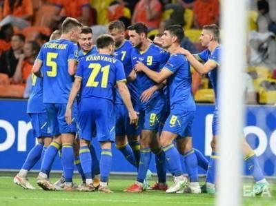 Евро-2020 матч Северная Македония - Украина: объявлены стартовые составы команд