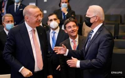 Эрдоган заявил о намерении Байдена приехать в Турцию