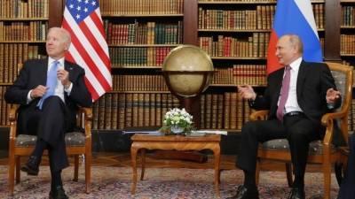 Эксперт рассказал, какой победы достиг Путин на саммите с Байденом