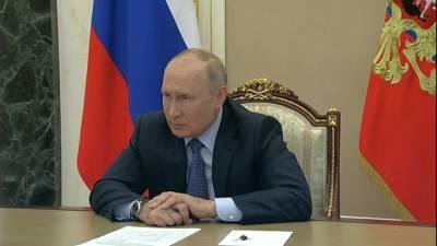 """Новости на """"России 24"""". Путин: образ Байдена, который рисует пресса, не имеет ничего общего с действительностью"""