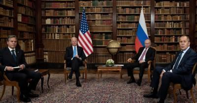 """""""Их парень заснул первым"""". Что пишут иностранные СМИ по поводу встречи Байдена и Путина"""