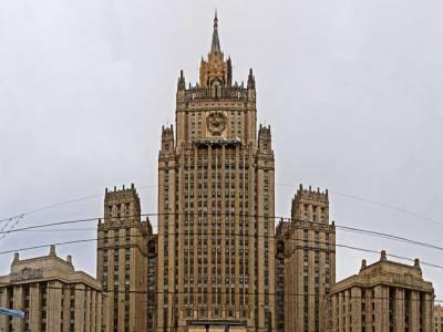 МИД РФ начал активную работу по вопросам, обозначенным Путиным на саммите с США