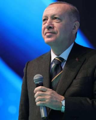 Эрдоган допустил появление в Азербайджане военной базы Турции