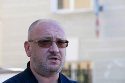 Депутат ЗакСа Максим Резник задержан по делу о наркотиках