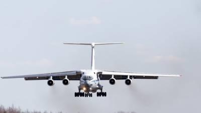 Массовая драка произошла в лайнере Минск—Тбилиси во время полета