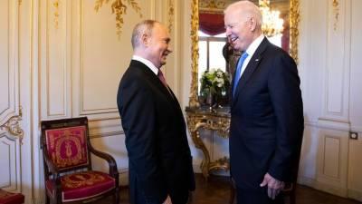 Белый дом заявил, что Байден открыто бросил Путину вызов по целому ряду вопросов