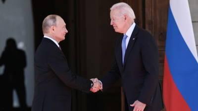 Инвестиционный стратег оценил возможное влияние встречи Путина и Байдена на российскую экономику