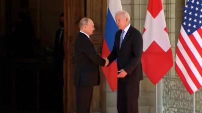 Вести в 20:00. Что случилось в Женеве: американская пресса обсуждает президента России