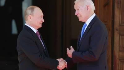 «Наметились определенные положительные тенденции»: смоленские эксперты комментируют итоги встречи Путина и Байдена в Женеве