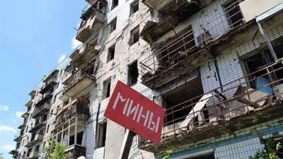 Зеленский заявил о желании подключить США к мирному урегулированию в Донбассе