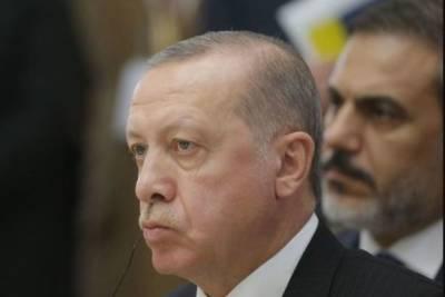 Эрдоган заявил, что ЕС не может стать центром силы без Турции