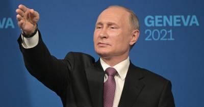 """""""Не ходит вокруг да около"""": президент Швейцарии оценил прямоту Путина"""