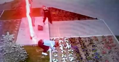 Избрана мера пресечения осквернившим памятник Пешкову приморским школьницам