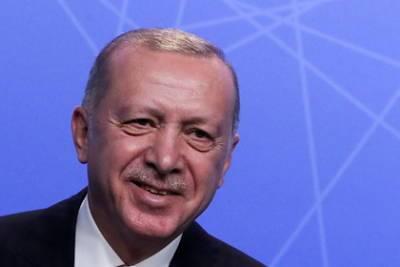 Эрдоган раскрыл одну из тем переговоров с Путиным