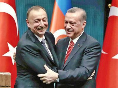 Эрдоган заявил, что в будущем в Азербайджане может появиться турецкая военная база