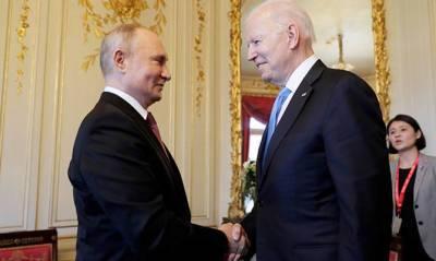 В Белом доме считают, что Байден бросил вызов Путину